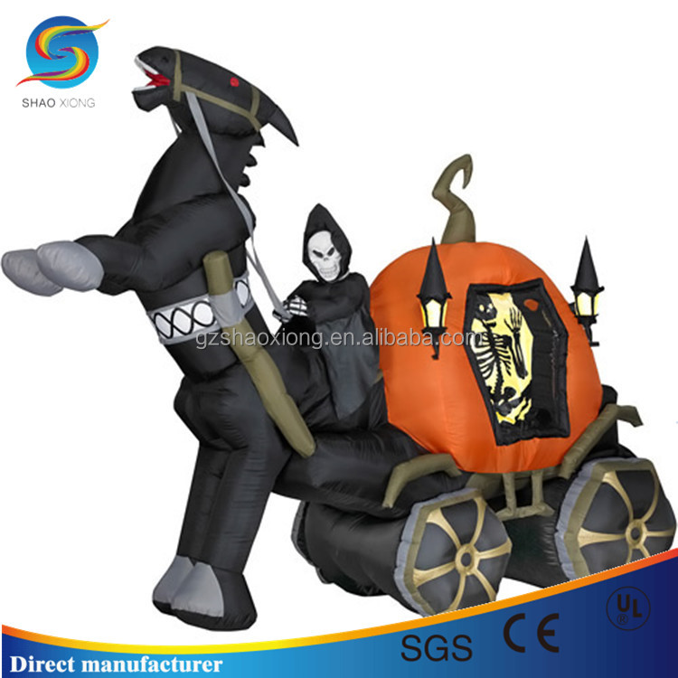 halloween inflatable carriage halloween inflatable carriage suppliers and at alibabacom