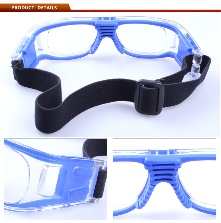 2016 New arrival men's basketball sports glasses basketball goggles