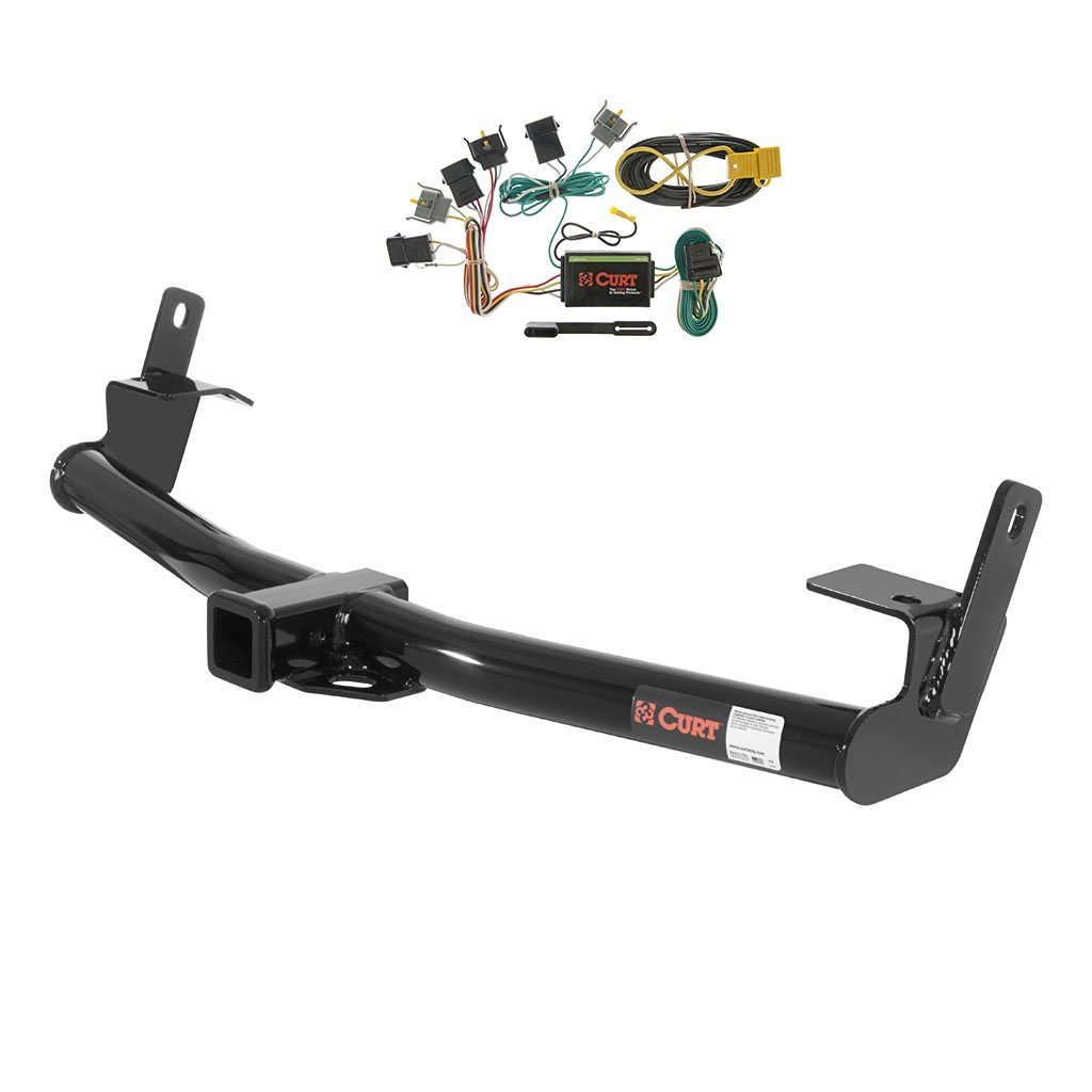 Get Quotations · CURT Class 3 Trailer Hitch Bundle with Wiring for Ford  Explorer, Mercury Mountaineer - 13540