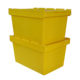 65L Storage Stackable Plastic Moving Crate Sale