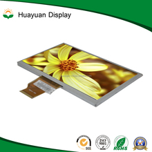 7inch industial pane TFT LCD panel 800*(RGB)*480 Dots l with T/CON