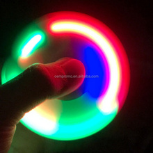 2017 New LED Fidget Spinner Hand Spinner Toy For Autism and ADHD Kids