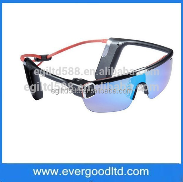New Arrival Sunglasses S63 1920*1080 30fps DVR Mini DV DVR Wireless Sun Glasses Wifi Sport Camera Audio Video Recorder