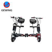 CE Approved New Style Portable New Fashion Mobility Folding Scooter