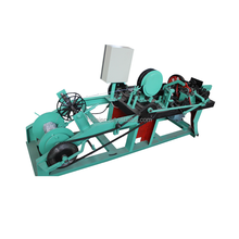 Perfect Barbed Wire Making Machine