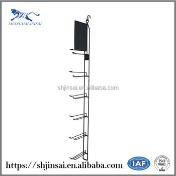 Alibaba Premium Market Supermarket Display Ideas Acrylic Shoe Display Stand