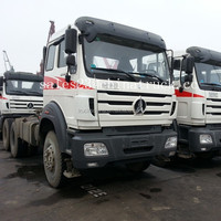 North Benz/Beiben 420hp 6x4 tractor truck for sale tractor unit truck