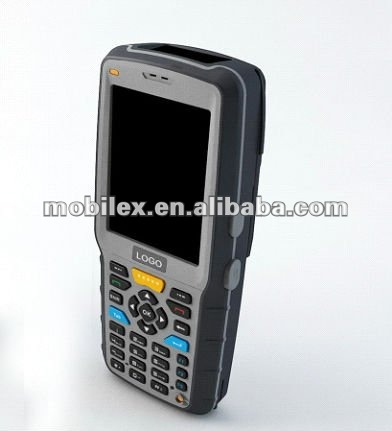 Mobile computer,GPS,RFID,android,handheld PDA,1D,2D bluetooth barcode scanner,pda terminal,WIFI,3G(MX8880)