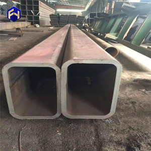 plastic coated 16*16 mild square tube hollow section welding steel pipe for wholesales