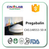 GMP Certificated Pregabalin Powder 98% (CAS:148553-50-8) Used for Antiepileptic drugs