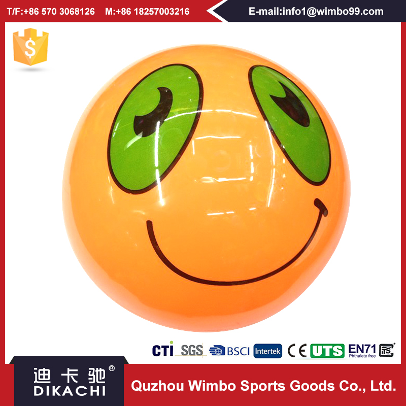 High quality No Stitch Laminated Decal Colors Ball Inflated