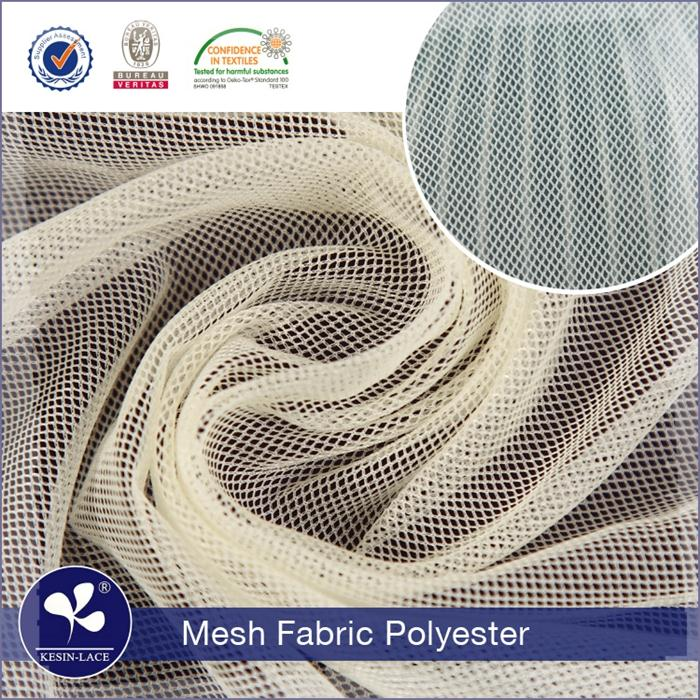 Kesin China Supplier GCS Professional heavy duty nylon mesh fabrics