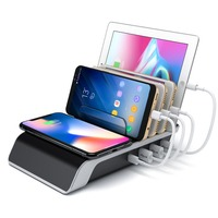 Factory sale universal quick wireless charger fantasy wireless charging pad mobile phone