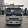Hot sale! Dongfeng Duolika 3000kg lifting capacity flat bed wrecker tow truck