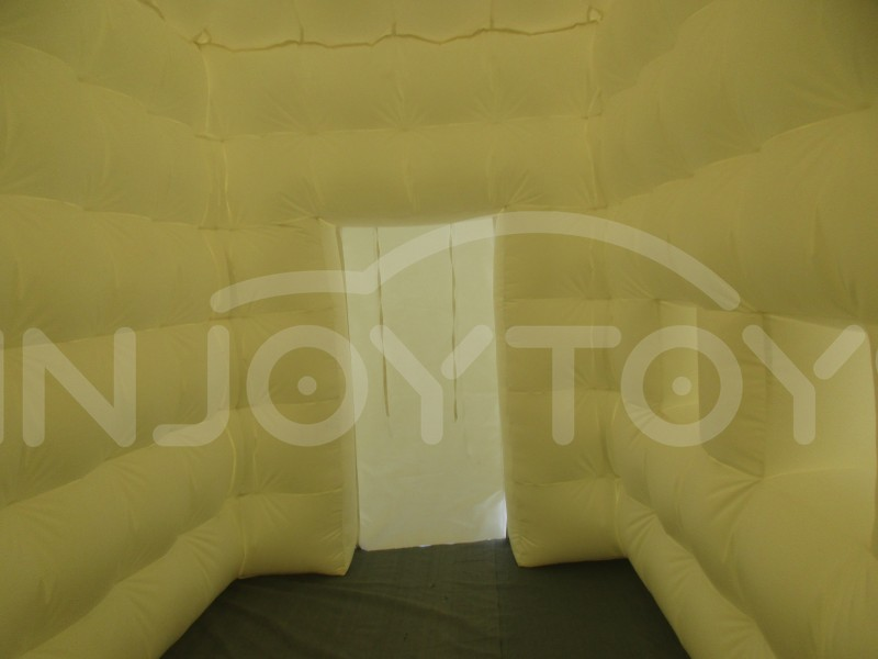 Outdoor hot sale new style cheap watrtproof portable party camping inflatable tent for event