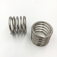 Custom High temperature and corrosion resistance Inconel x750 Compression Spring