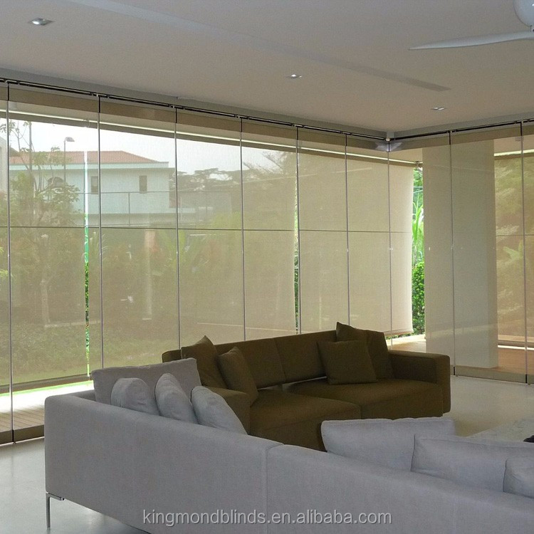 China OEM Wholesale Blinds Factory High Quality French Door Blinds, Beige Roller Blinds, Roller Window Shade