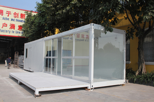 40ft isolierung container b ro fertighaus mobilen container haus leben sandwichplatte contaner. Black Bedroom Furniture Sets. Home Design Ideas
