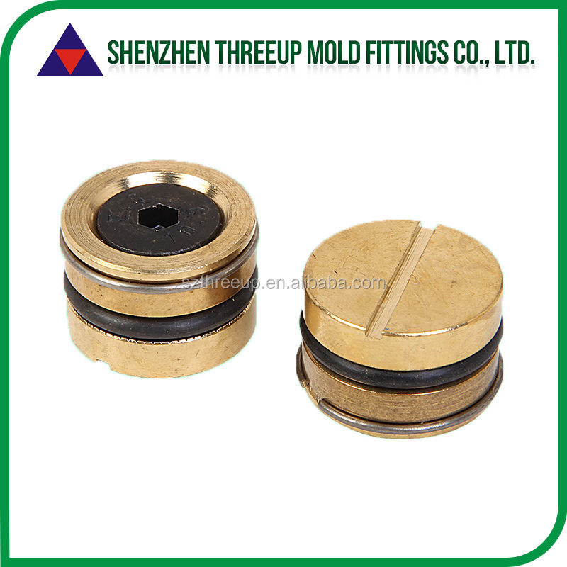 Water Plug Mold Cooling Plugs - Buy Water Drain Plug,Cooling Water  Plugs,Cooling Plug Product on Alibaba com