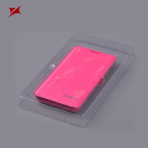 2016 Package With PVC Plastic Blister Tray Retail Boxes Packaging for mobilephone