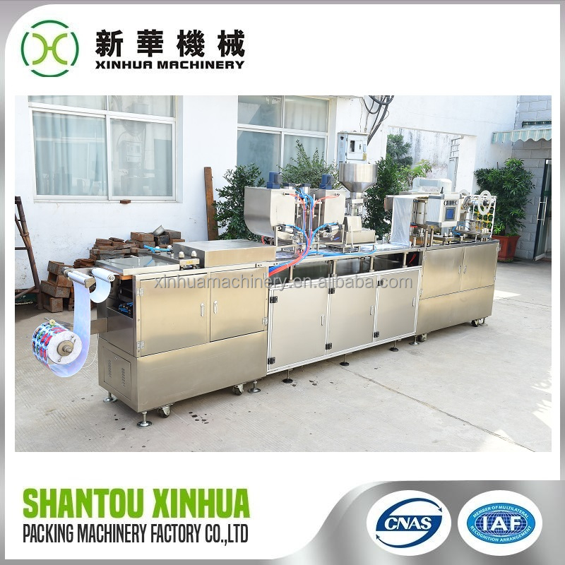 factory hot sales Automatic Blister Packing Machine For Olive Oil Cheese with cheap price