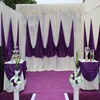Stage Curtain Backdrop For Wedding