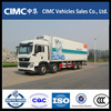 China top brand Sinotruk howo cold van for fresh meat refrigerated truck