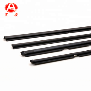 Glazing rubber profile Seal Weatherstrip For Car
