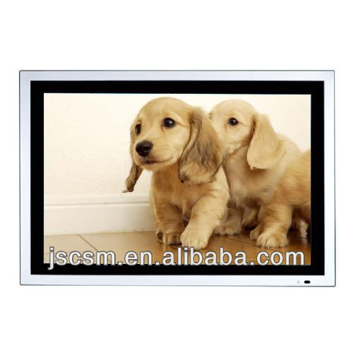 19inch LCD advertising bus monitor digital ad monitor advertising player for advertising