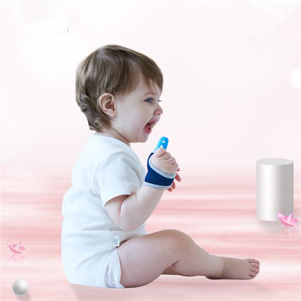 16031d09ebb88 PAPA SOINS Bébé Enfant Nouveau-Né En Silicone Protège-doigts Dentition Gant