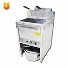 Vertical Fryer Pressure Deep Fryer Frying Machine Automatic Deep Fryer