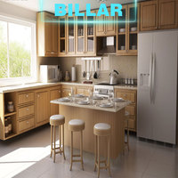 High Quality cheap price wooden kitchen and bathroom design ideas From China