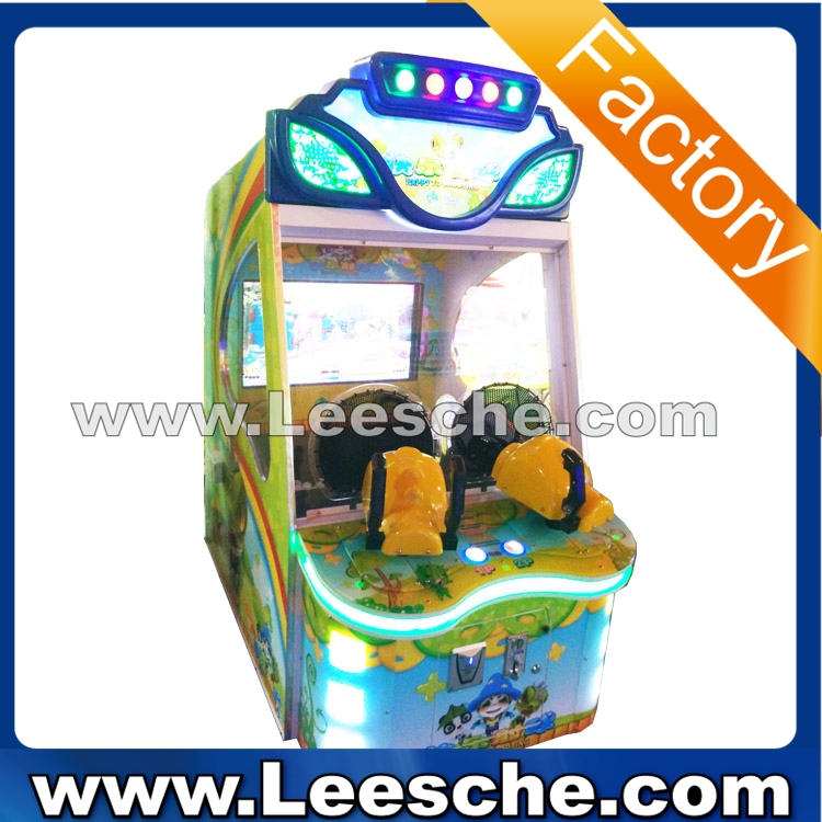 LSJQ-679 High quality fantasy shooting ball game machine for video game