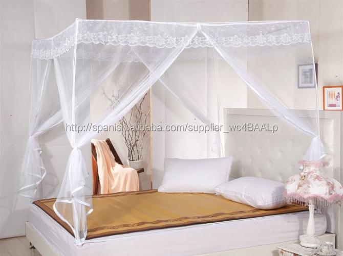 Mosquiteros para cama matrimonial mosquitero para cuna en - Como hacer un pabellon para cama ...