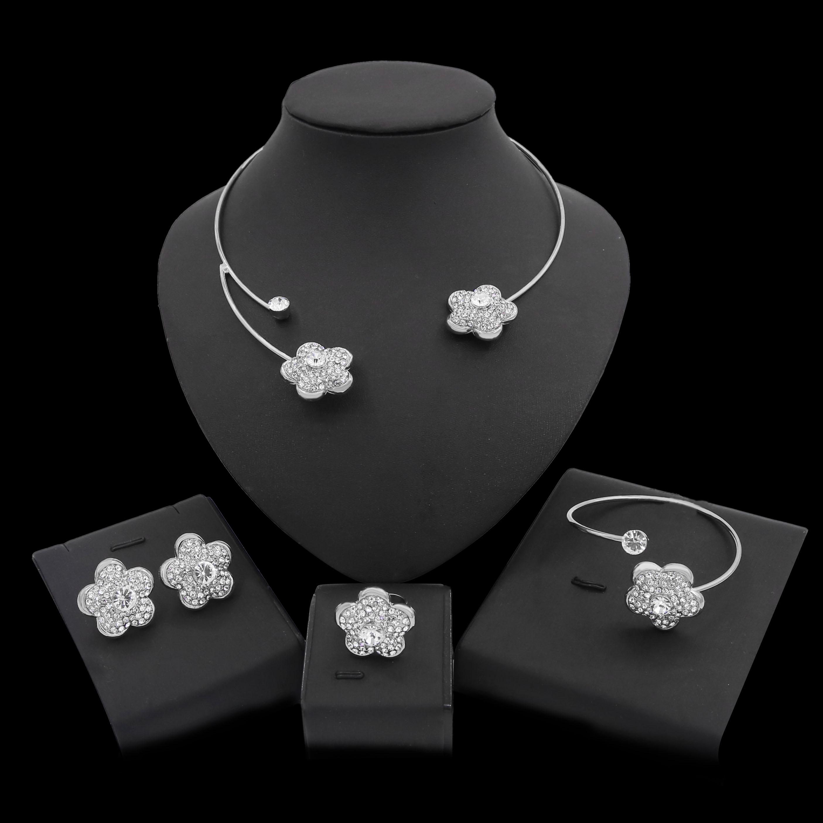 728ebedce965 Yulaili fabricante de joyas 2019 collar de cadena de oro de la joyería de  la pulsera