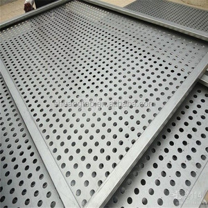 Manufacturer Direct Sale Stainless Steel Perforated Metal Sheet, punching hole wire mesh sheet for Trade Insurance