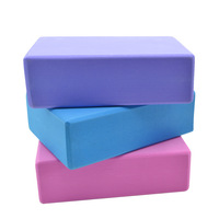 Eco-friendly High Density EVA Foam Yoga Block