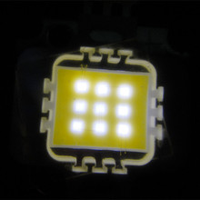 Bridgelux chip cool white 10w high power led 12v