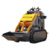 800mm width compact mini skid steer loader for sale