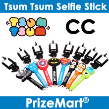 High Quality Monopod Bluetooth Wireless CC Selfie Stick Extendable Sefie Photo Monopie for iPhone IOS Samsung Android