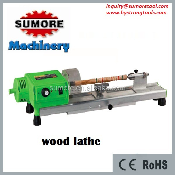SUMORE!!! woodworking mini wood lathe