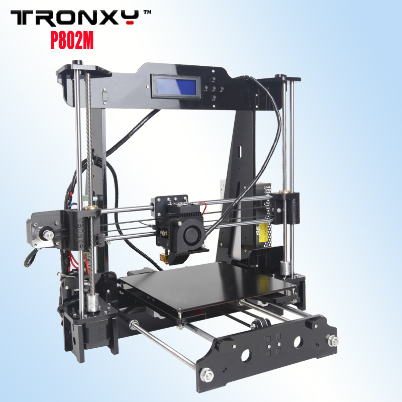 tronxy office equipment 3d printer office 3Dprinter max size 220x220x240mm