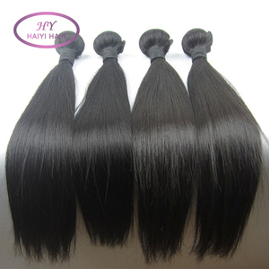 Wholesale Full Cuticle Highest Quality Peruvian Straight Hair Tangle Free Weaves alibaba website
