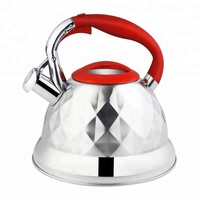 Top Stainless Steel Korean Tea Whistling Soup Kettle In Water