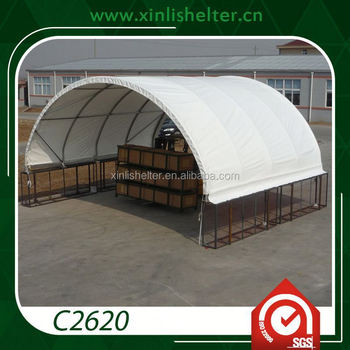 New Product Shipping Container Garage Roof Storage Tent