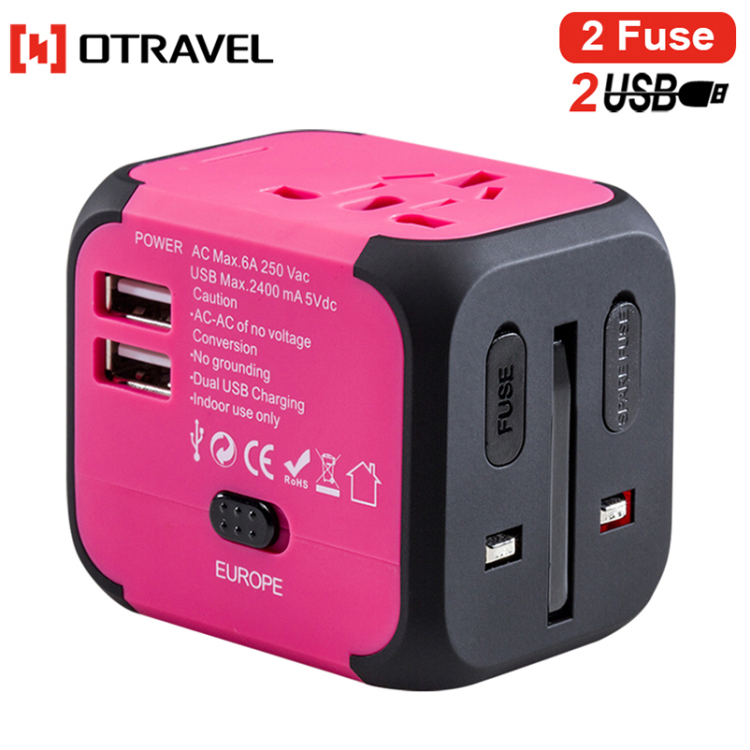 2019 custom electrical outlets luggage accessories smart world travel <strong>adapter</strong>,cube universal travel <strong>adapter</strong> for travelling