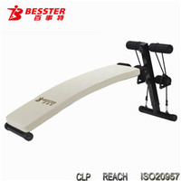 BEST JS-005CB Sit Up Bench bestseller outdoor fitness workout equipment