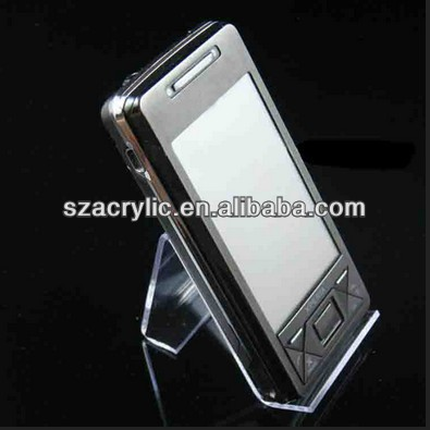 cheapest acrylic mobilephone display