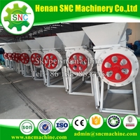 SNC PP PE PET EPS Recycling equipment Automatic extruder machine plastic recycling