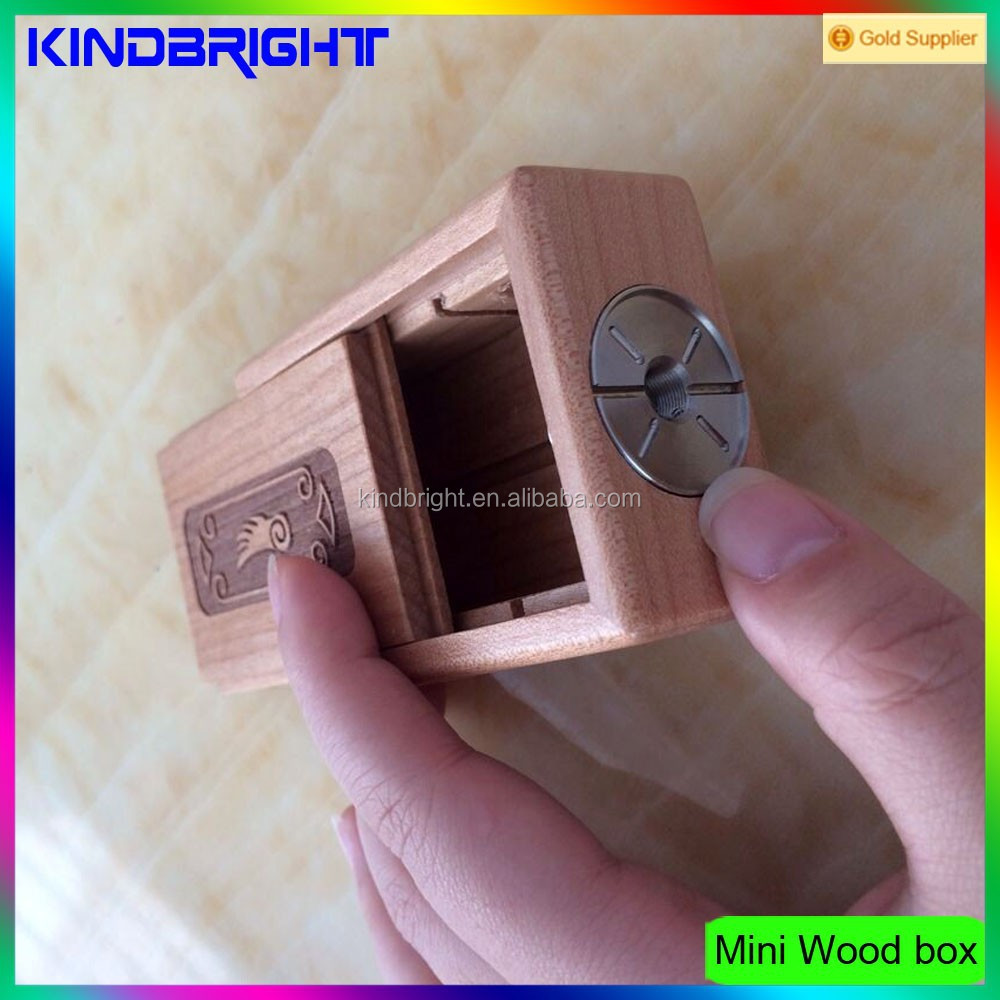 Hot new products for 2015 wood box mods God 180, Smy 260w mod, Ipv mini box mod